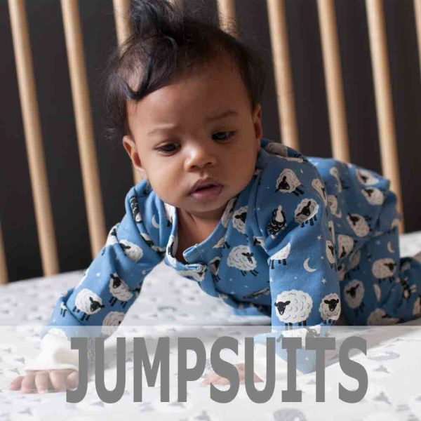 BABY STRAMPLER/ JUMPSUITS